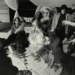 Susan Nisenbaum as the Water Guide involves children in the participatory audience in creating a healing water dance in a musical play using a systems model for family therapy combined with the Sufi elemental purification breath practice.